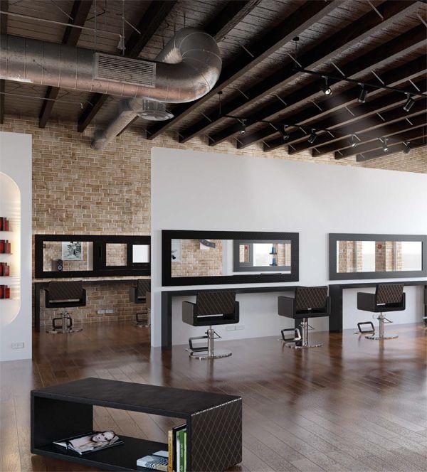 Die besten 25+ Friseureinrichtung Ideen auf Pinterest Tapeten - balkonmobel design ideen optimale nutzung