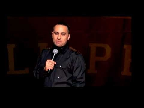 Russell Peters - Cheap White People