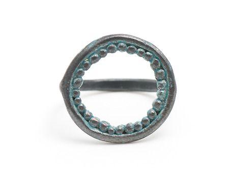Cycle Ring by Natalia Milosz-Piekarska