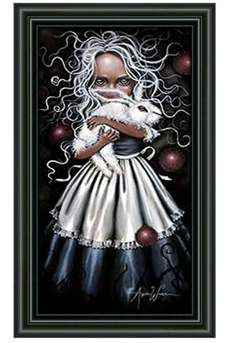 Angelina Wrona Resurrection, Faux Canvas - Beyond the Rack