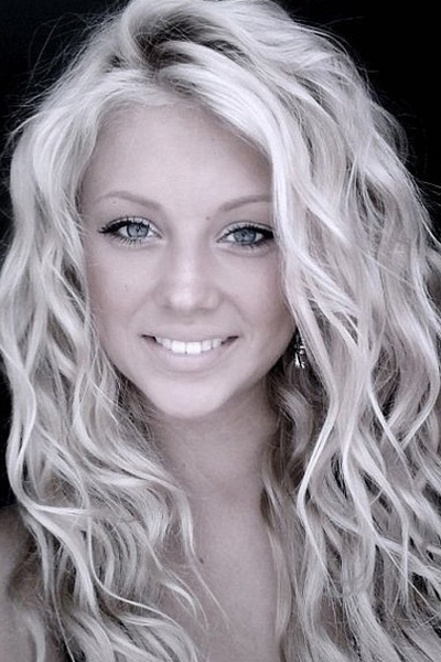 I LOVE hair like this! i wish my hair was naturally like this!