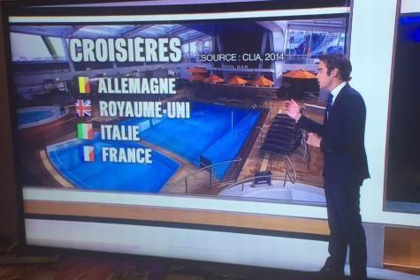 """""""Ich bin ein Bruxeller"""" ou quand France 2 confond le drapeau allemand avec le drapeau belge (via Nicolas)"""