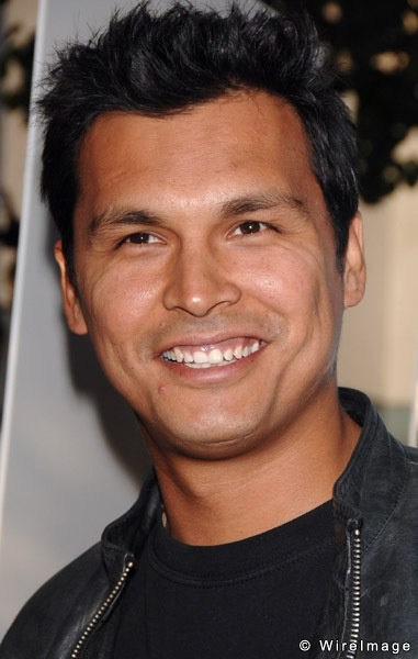"Adam Beach, Actor, Ojibwa Tribe (I come from the Ojibwa Tribe,also known as ""Chippewa"")"