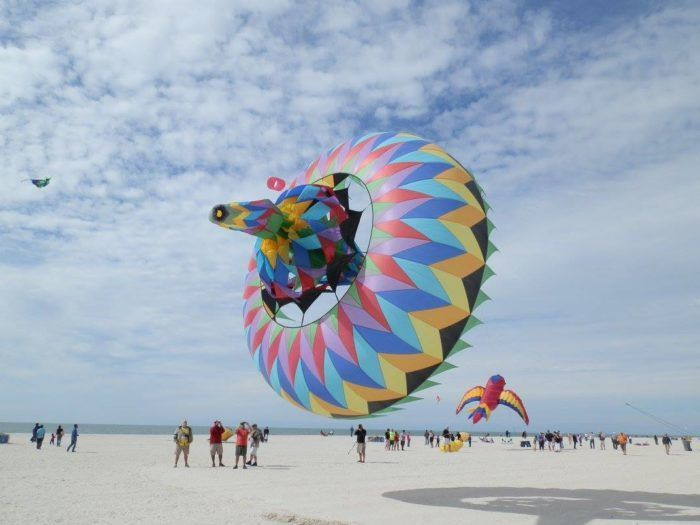 This Incredible Kite Festival In Florida Is A Must-See