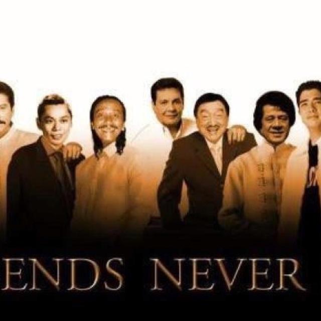 Philippine showbiz legends
