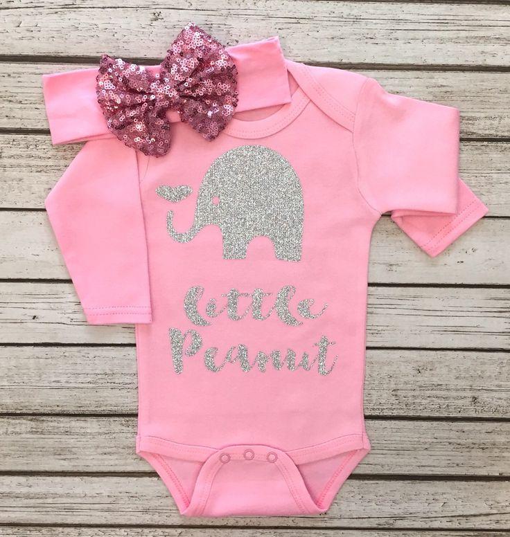 A personal favorite from my Etsy shop https://www.etsy.com/listing/458871996/elephant-bodysuit-little-peanut-bodysuit