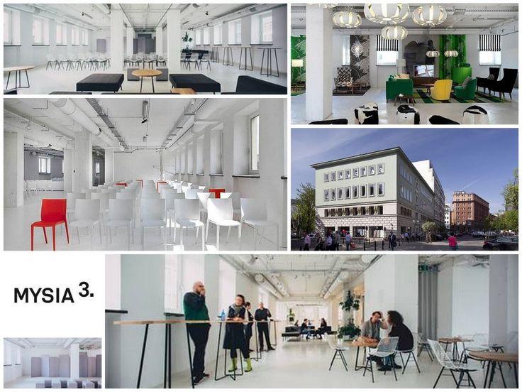 Przestrzeń eventowa Mysia3  http://www.konferencje.pl/o-art/mysia-3,20324,2,bylismy-widzielismy-designerski-loft-w-centrum-warszawy-czyli-konferencje-na-mysiej-3.html #ByliśmyWidzieliśmy #konferencje #warszawa #Mysia3