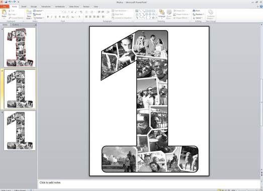 PhotoTutorial(6) birthday collage!?