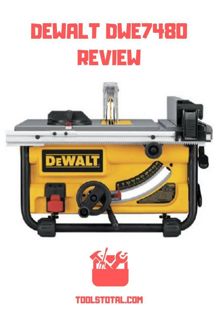 Dewalt Dwe7480 Table Saw For Beginners Table Saw Basics Best Table Saw Art Power Tools Click Image To Read More Detail Best Table Saw Table Saw Dewalt