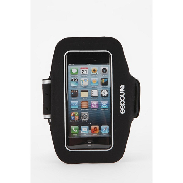 Incase Sports Armband iPhone 5 Case ($40) ❤ liked on Polyvore
