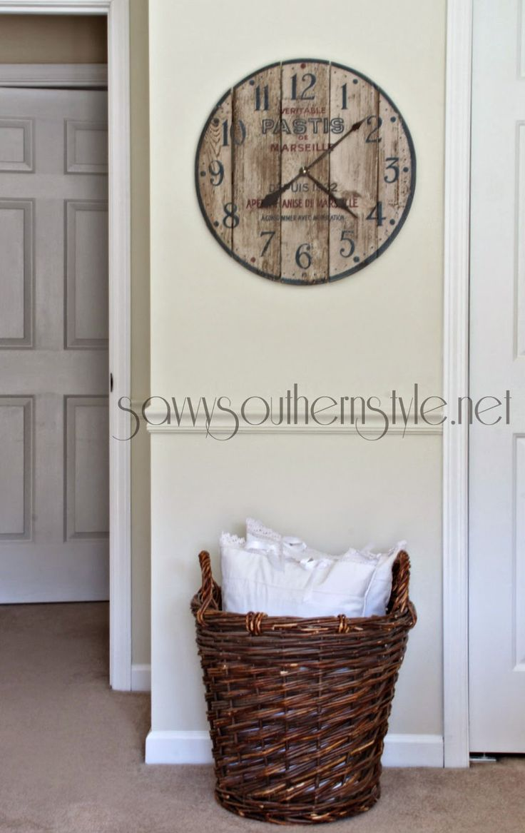 French Country Style Guest Room Reveal Paint Colors