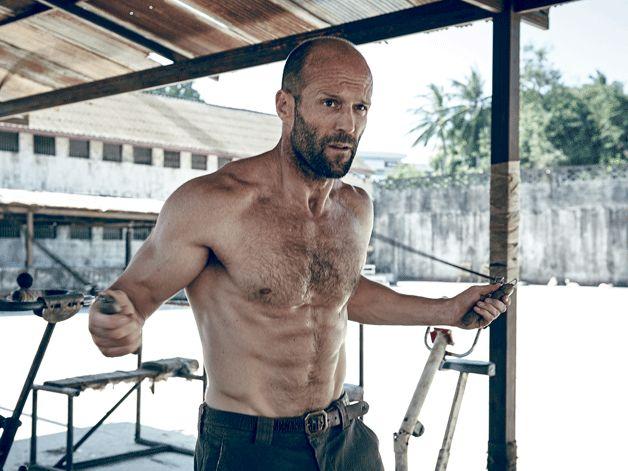Jason Statham's training secrets - Men's Health