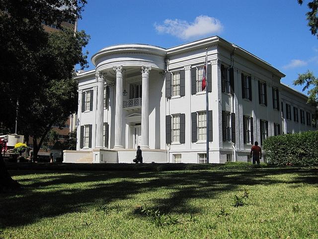 Governor's Mansion of Mississippi