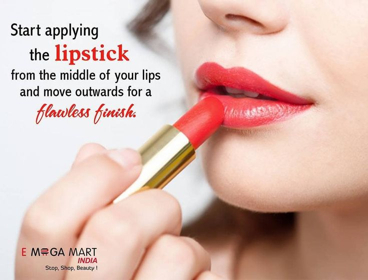 Give flawless crowning glory to your lips inside few seconds.  Discover Your Perfec…