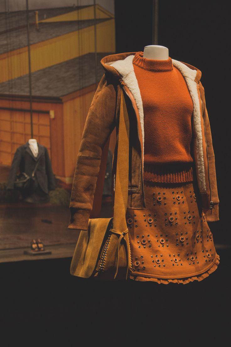 Coach New York presentation fashion week fw 2014 stuart vevers copyright paulinefashionblog.com  2 My NYFW Diary   DAY 2 : Kate Spade & Coac...
