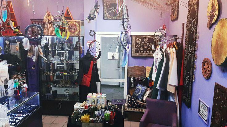 """Магазин практической магии и эзотерики """"Ведьмин Котел"""" в Киеве, witch shop, ezoteric shop, magic shop, witchcraft"""