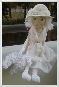 Angel doll - by Katerina Maletzidou