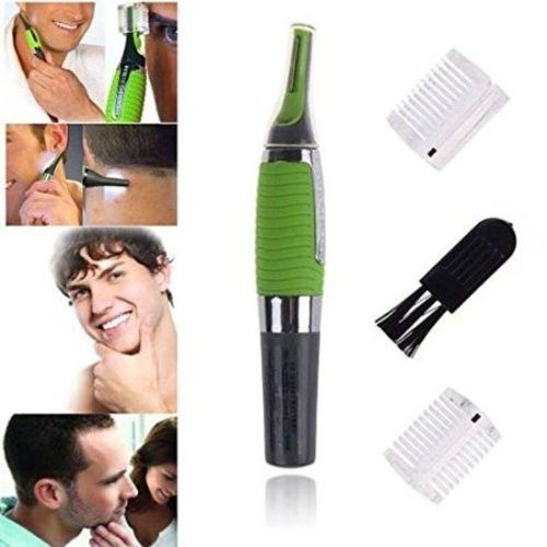 Multi-functional Stainless Steel Nose Ear and Facial Hair Trimmer With comb, Tigerfn Shop