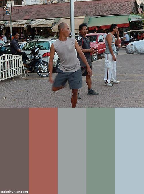Nimble Color Scheme