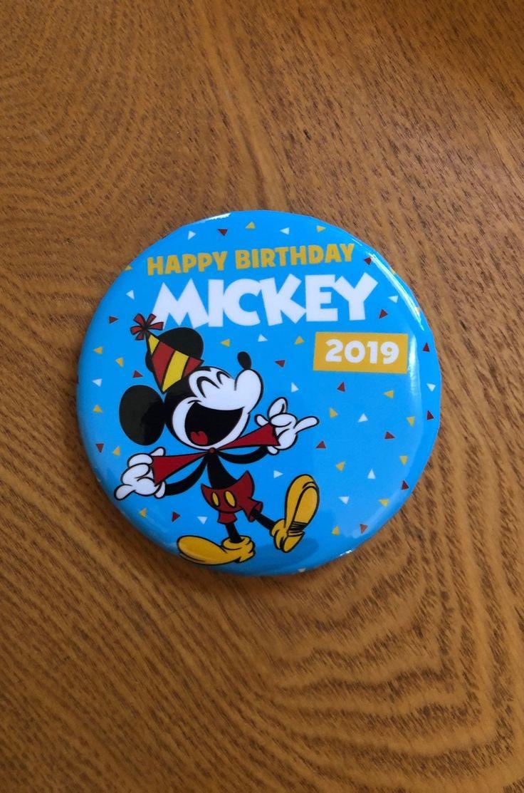 Collectors pin 2019 Disney Mickey Mouse pin Mickey