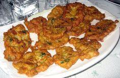 Zucchini Blossoms or Frittelle di Fiori di Zucca