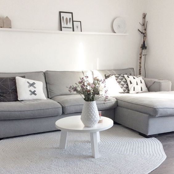 Thuis #IKEA #KIVIK | @covercouch:
