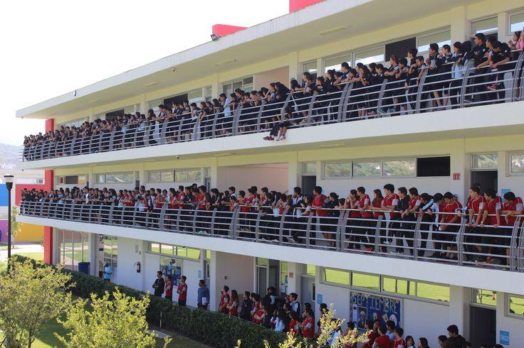 Instalaciones alumnos secundaria bachillerato edificio