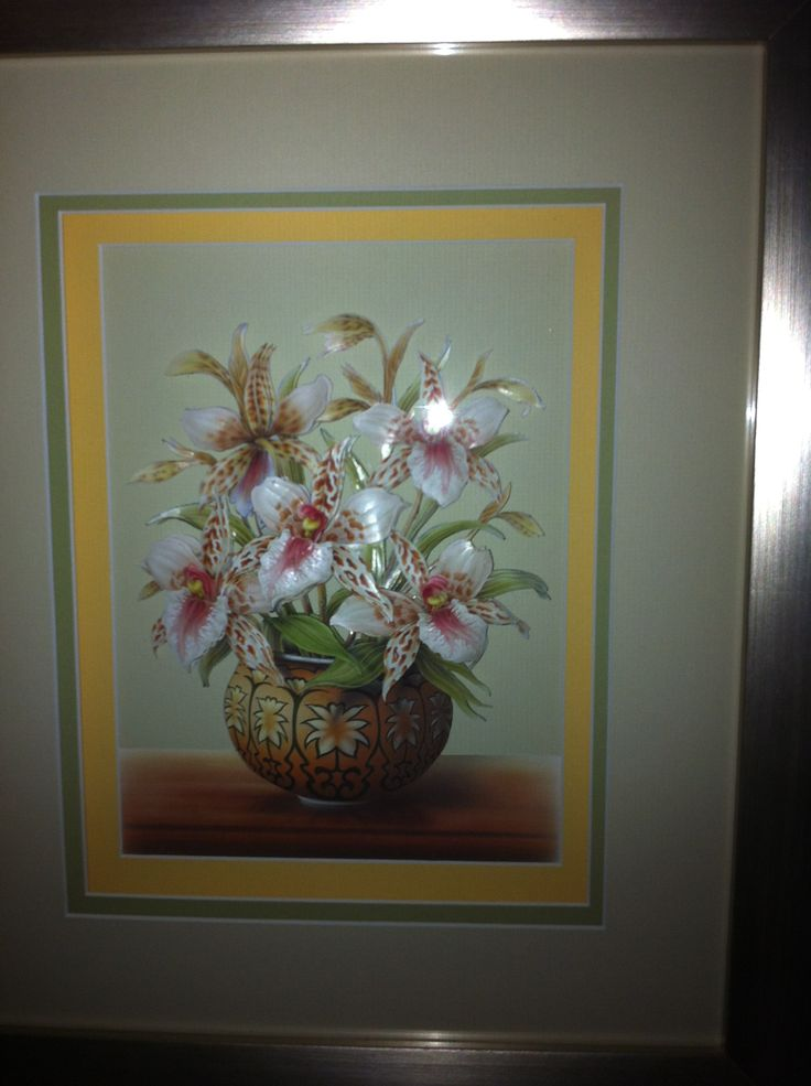 A quick flowers papertole