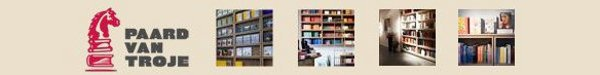 Paard van Troje | Bookshop slash coffeehouse with big summerterrace on Kouter square.