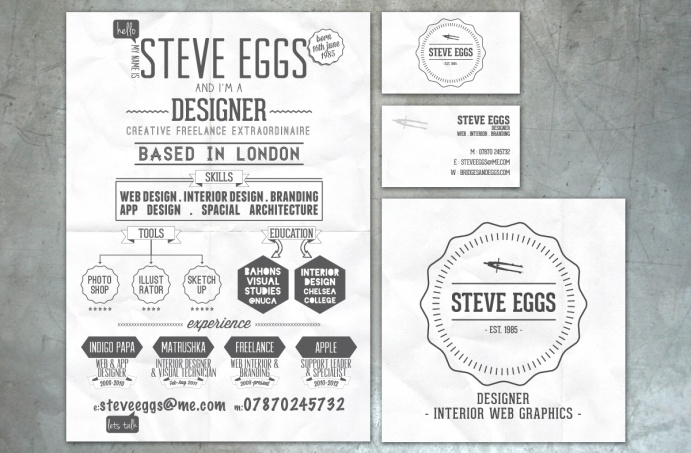 51 best inspiration  resume design images on pinterest