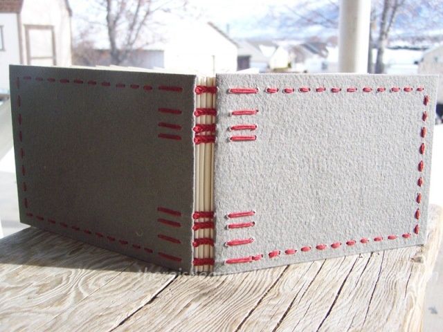 Soft Cover Book Binding Tutorial : Best finished projects images on pinterest altered