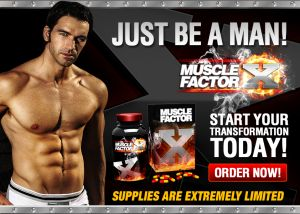 """Muscle Factor X Reviews – My Honest Review musclefactorxFooterThere is a reason why guys that are completely ripped enjoy all of the ladies – very few of the female persuasion are into doughboys, not only because of their outward appearance, but because of everything that there overweight bodies subconsciously communicate as well."""