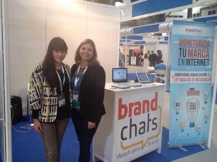 eShow Barcelona 2014 - Brandchats http://www.brandchats.com