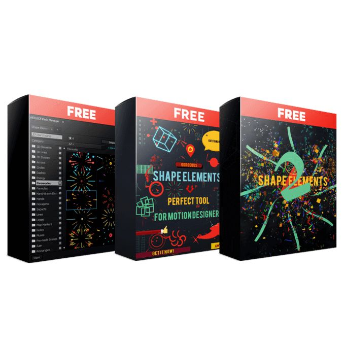 Free Shape Elements
