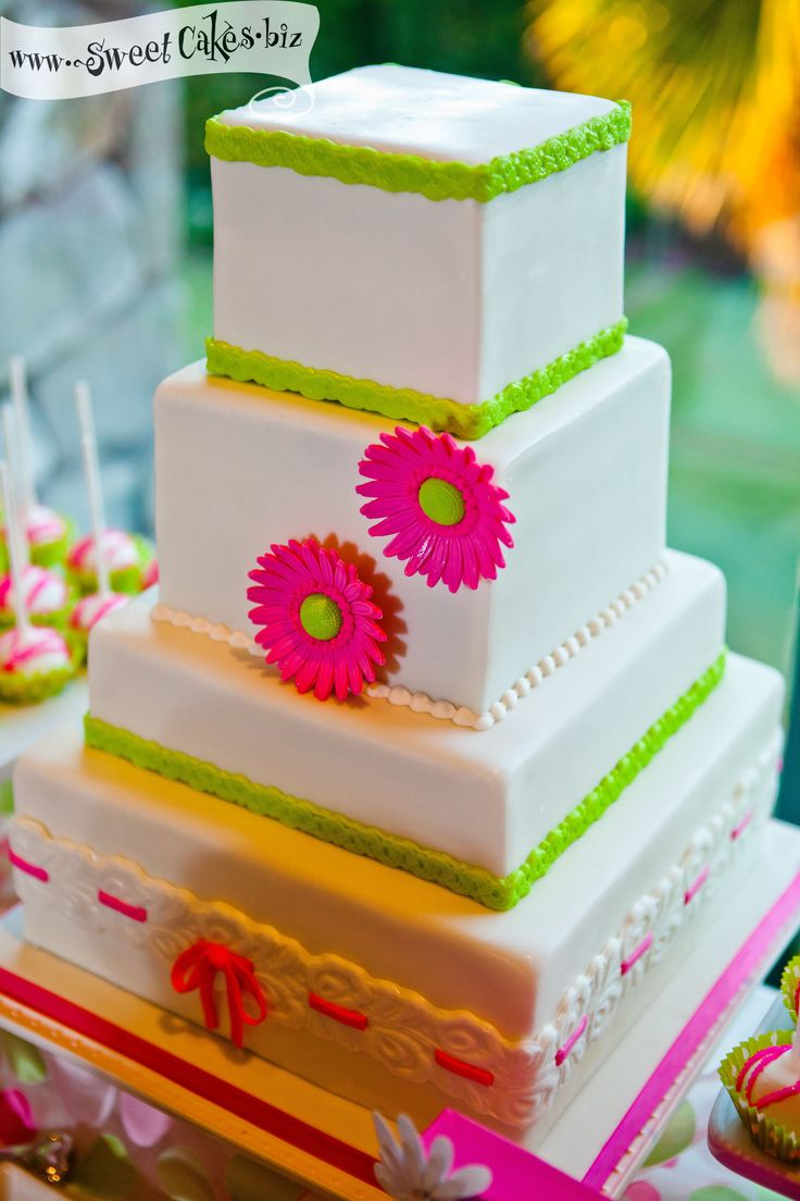 Daisy Cakes Wedding Cakes