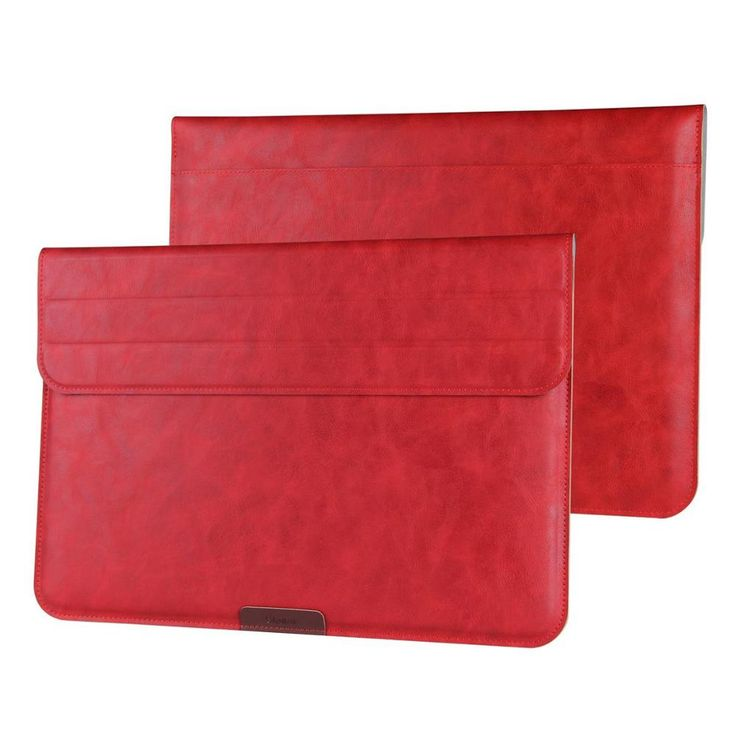 """FREE SHIPPING Slim Protective sleeve Bag leather Notebook Pouch case Cover for MacBook 12"""" 13"""" Air Pro Retina surface 3 4 ipad pro 12.9 inch"""