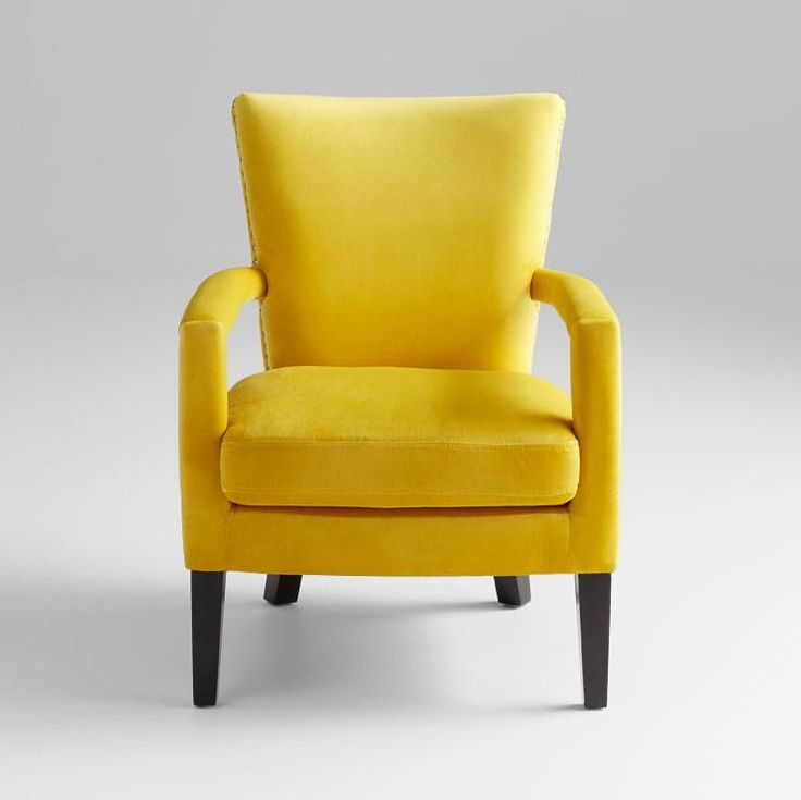 The 25 best Yellow accent chairs ideas on Pinterest