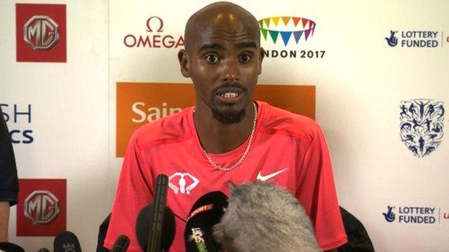 BBC Sport - Mo Farah 'missed two drugs tests' before London 2012 gold medals Mo Farah #MoFarah