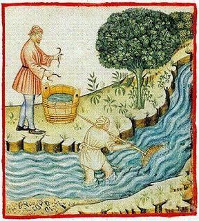 Il mondo della pesca dei laghi, parte I: storia, tradizione e tipicità.