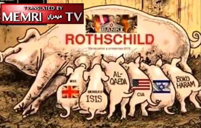 TV russa parla dei Rothschild educando i suoi cittadini sul loro potere