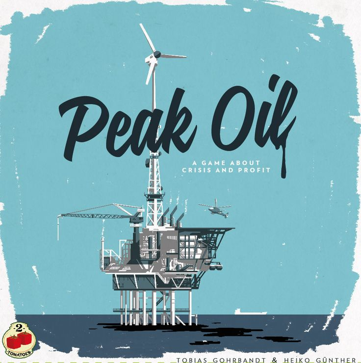 Peak Oil   Image   BoardGameGeek