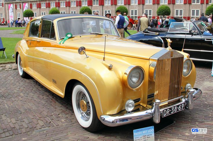 1961 Rolls-Royce Silver Cloud II (Zsa Zsa Gabor) | Flickr - Photo Sharing!