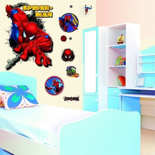 Disney - Spiderman Xl Wallies