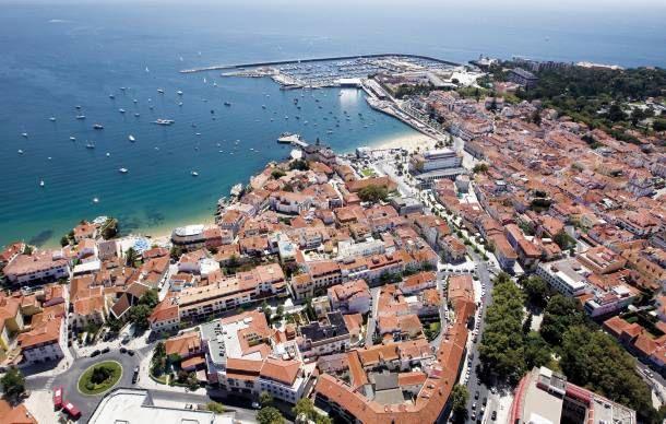 Mondän: Cascais lockt mit feinen Restaurants, Boutiquen und viel Charme. - Foto: dpa, Portugal