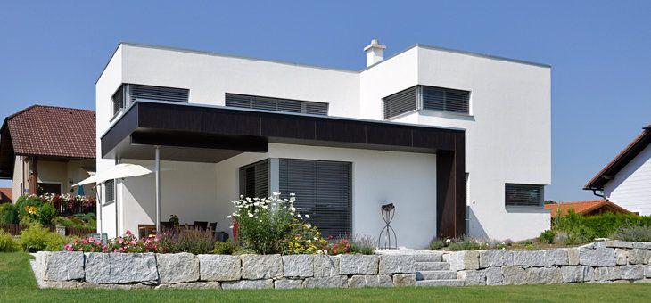 Individuelle Planung - Unsere Häuser im Überblick. Finden Sie den Haustyp der zu Ihnen passt. - Fertighäuser - Fertighaus, Fertigteilhaus, Passivhaus, Hausbau - WOLF Haus Österreich