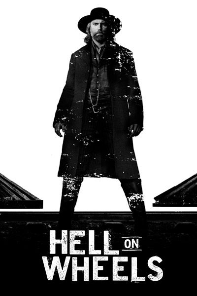 Hell on Wheels ...another great series   bites the dust  finale 7/23/16