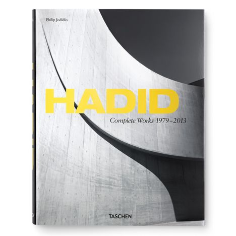 Hadid. Complete Works 1979–2013 book. I want it.