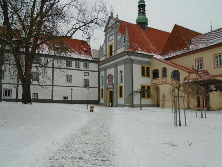 Klášterní kostel Božího těla,Český Krumlov