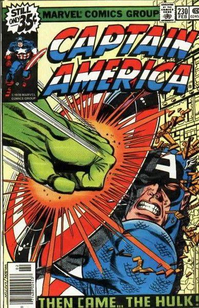 captain america comic book photos | Thread: Captain America vs Ultimate Captain America