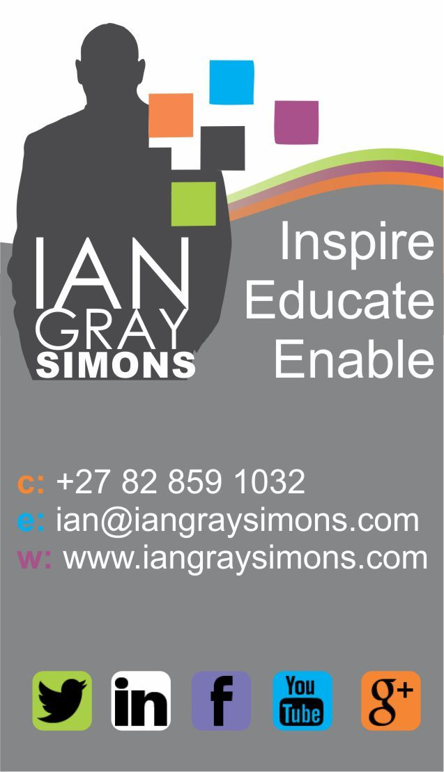 inspire, educate, enable